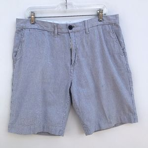 Tommy Hilfiger Striped Mens Shorts 36 #2040